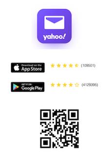 Yahoo mail app iPhone