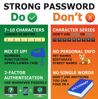 How to Create a Strong Yahoo Mail Password