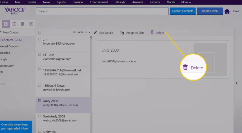delete-contacts-in-yahoomail